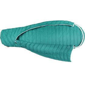 Grüezi-Bag Biopod DownWool Extreme Light 175 Sleeping Bag viridian green
